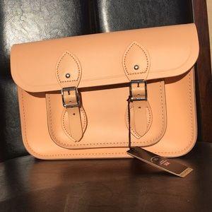 """Cambridge Satchel Handbags - NWT Cambridge Satchel Company 11"""" Classic Satchel"""