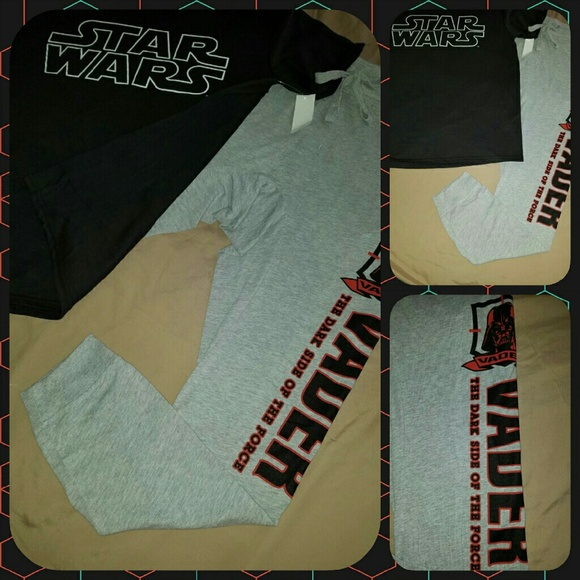 db11cc2b5d Star Wars Jogger Pants   Tee