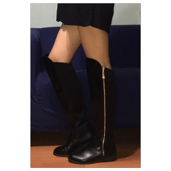 9f5016d27056 Christian Siriano Over The Knee Boots. M 57ac475f99086a6d9b016b7c