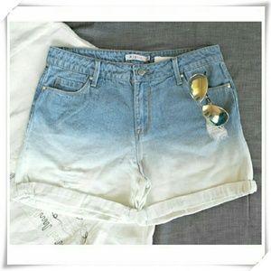 JustFab Pants - 👖👞  Boyfriend shorts.