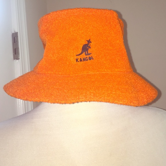 Kangol Other - Vintage Orange Kangol Hat size Medium😘😘 143eaa3eac1b
