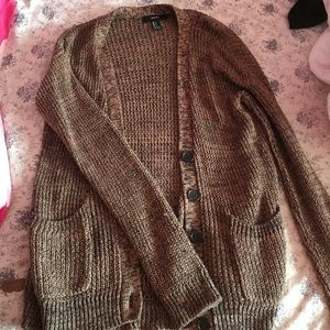 Forever 21 Sweaters - Forever 21 Slouchy oversized cardigan
