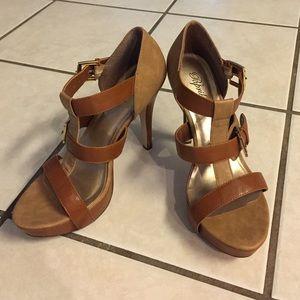 Paprika Shoes - High heal shoes