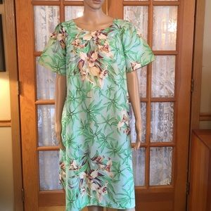 Sears Other - 😎Just In😎NEW Vintage House Dress Hong Kong. XXL