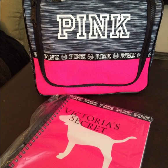 PINK Victoria\'s Secret Accessories | Pink Shower Caddy And Planner ...