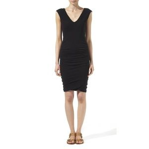 James Perse Dresses & Skirts - James Perse Black Casual Dress