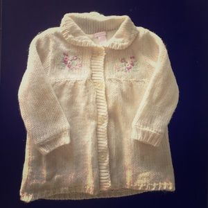First Impressions Other - SALE! EUC Sweater by First Impressions 18 months