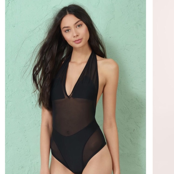 d0bf753a42ddc Tobi Swim | One Piece Bathing Suit Only Wish Mesh | Poshmark