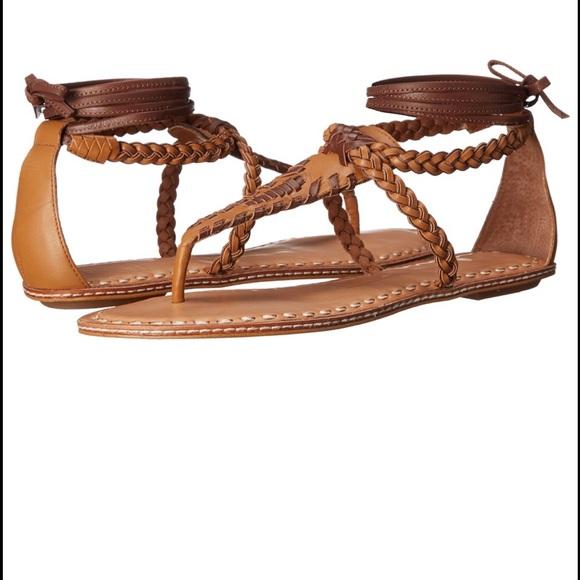 e694d604b07 NWT Dolce Vita Keoni Caramel Leather – 7.5