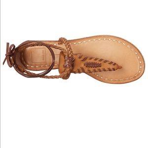 527196ea7eb Dolce Vita Shoes - NWT Dolce Vita Keoni Caramel Leather – 7.5