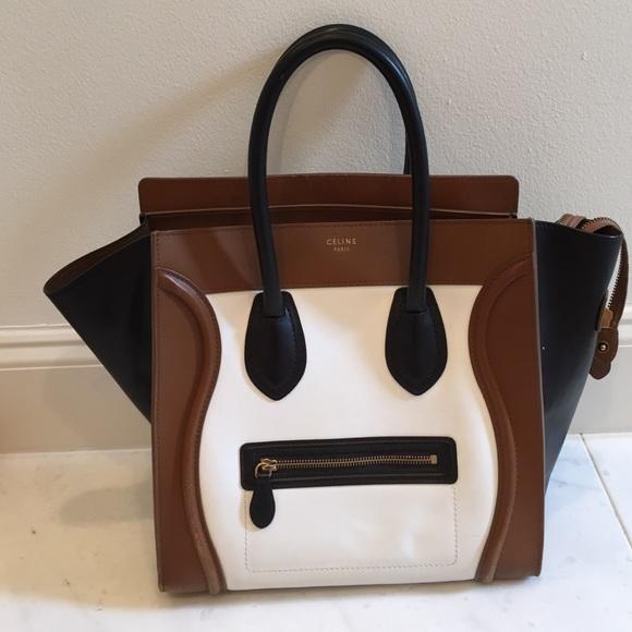 ca5d0531f71 Celine Bags   Mini Luggage   Poshmark