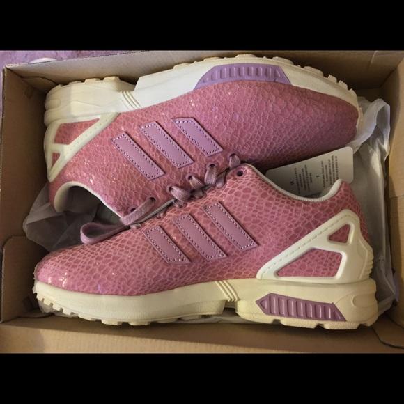 c04ba72b5a785 Sneakers Adidas ZX FLUX W PINK
