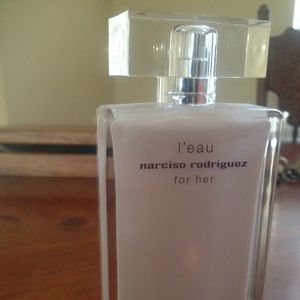 Other - NEW Narcisco Rodriguez for her L'eau 3.3 oz