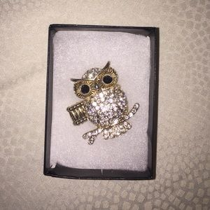 Jewelry - Gold Owl ring