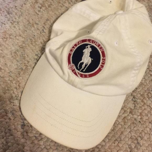 85a5274ac20 Ralph Lauren Olympic Team Polo Hat. M 57acd6e8620ff728f900b180