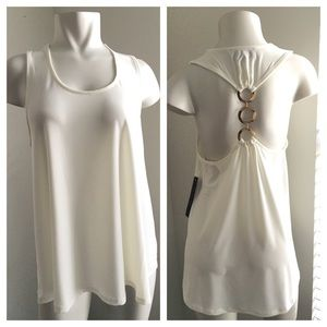 AUW Tops - New - Off White Top