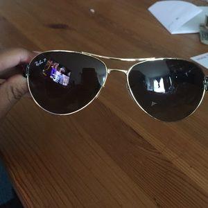 Ray-Ban sunglasses polarized