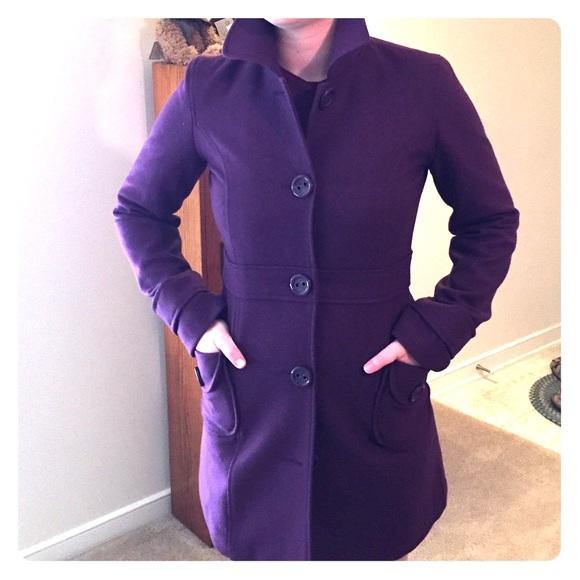 Tulle Jackets Coats Purple Winter Coat Poshmark