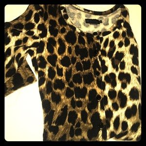 Tripp nyc Sweaters - Printed Cardigan!! 🐱🐱