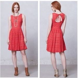 Postmark Sunstream Eyelet dress