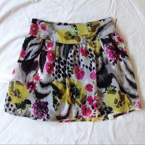 Stoosh Dresses & Skirts - Floral skirt