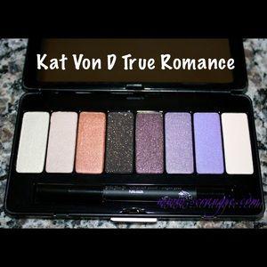Kat Von D Other - Kat Von D True Romance Pallet
