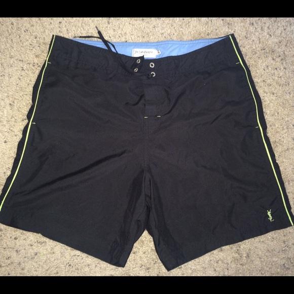 2005581c041a4 Yves Saint Laurent swim trunks YSL shorts. M_57ad1552522b458a390121f0