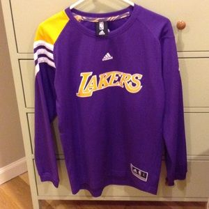 NBA Lakers pullover