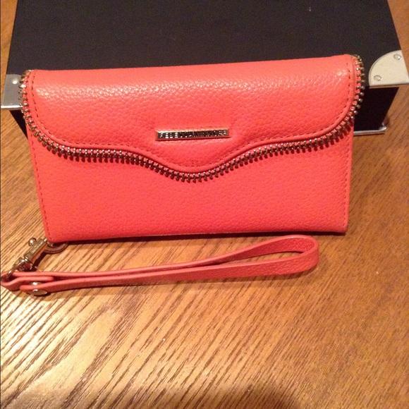 detailed look 74047 da18e Rebecca minkoff iPhone 6 wallet case mate,,