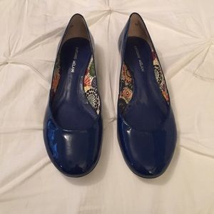 ANTONIO MELANI Shoes - Antonio Melani Blue Flats