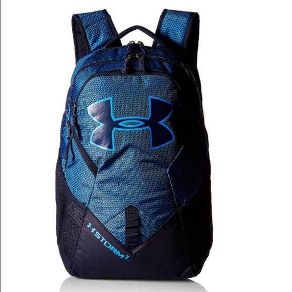 f08b1732c741 Under Armour Storm Big Logo IV Backpack.