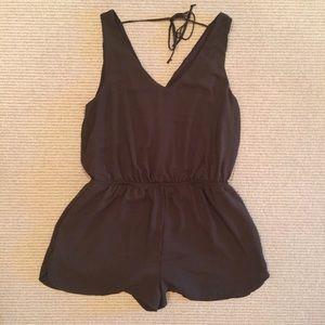 Dresses & Skirts - Olive Green Romper