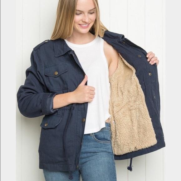 95% off Brandy Melville Jackets & Blazers - Brandy Melville: Doris ...