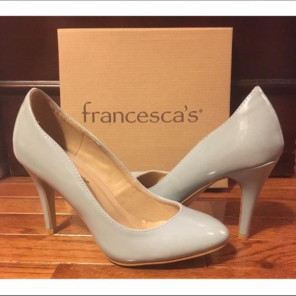 9599b34e518 Francesca s Collections Shoes - Francesca s Patent Pump