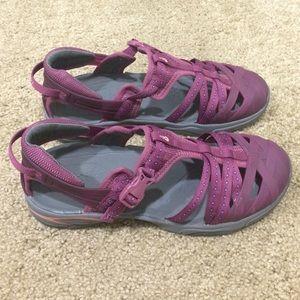Ahnu Shoes - Purple Ahnu Sandals