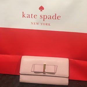 100% AUTH Kate Spade wallet on chain mini purse