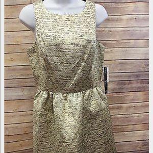 Kensie Dresses & Skirts - Kensie Gold Dress