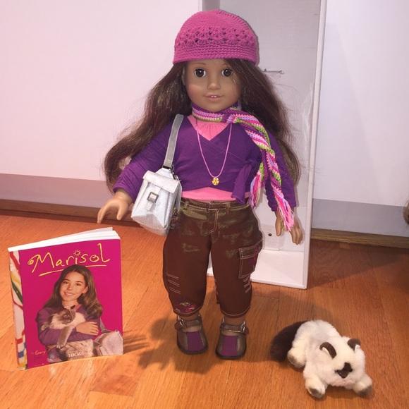 Marisol american girl doll worth