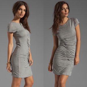 Diane von Furstenberg Dresses & Skirts - DVF Meela Gray Re-twisted dress