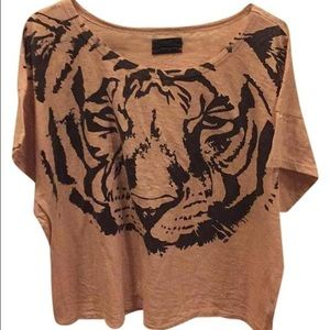 Torn By Ronny Kobo vintage top! Size small