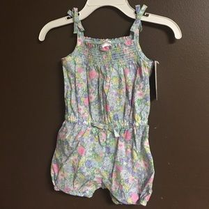 Carter's Other - Baby Girl Carter's Floral Romper