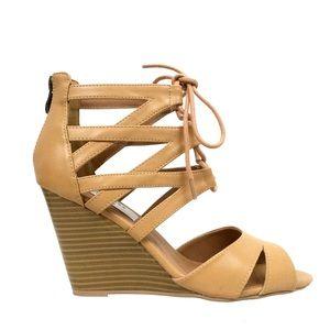 Chelsea & Zoe Shoes - CHELSEA & ZOE - Alana Wedge Sandal