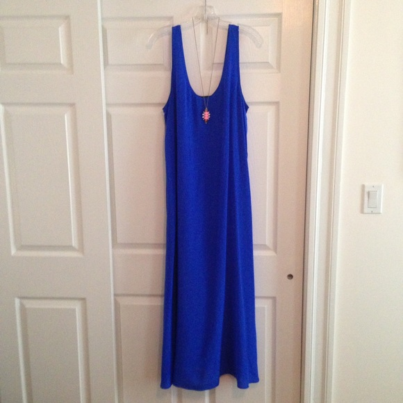 ba252fbaee2 J.Crew silk crepe maxi dress