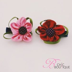 T&J Designs Other - Polka Dots Soft Bows