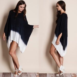 Bare Anthology Tops - Meteor Shower Dip Dye Ombré Tunic