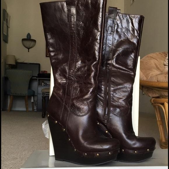 de62b284565 Jessica Simpson Shoes - Jessica Simpson Elisha Wedge Boot