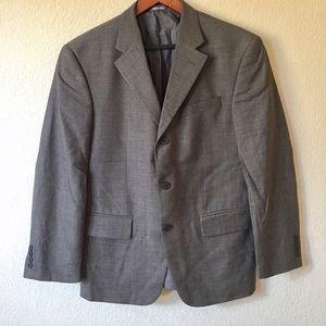 Oscar de la Renta Other - Oscar De La Renta 100% Wool Coat 40S