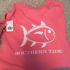 NWT Southern Tide Pink Short Sleeve Tshirt