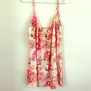 SHOWMEYOURMUMU Floral Tunic/Dress