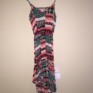 Arden B colorful dress.
